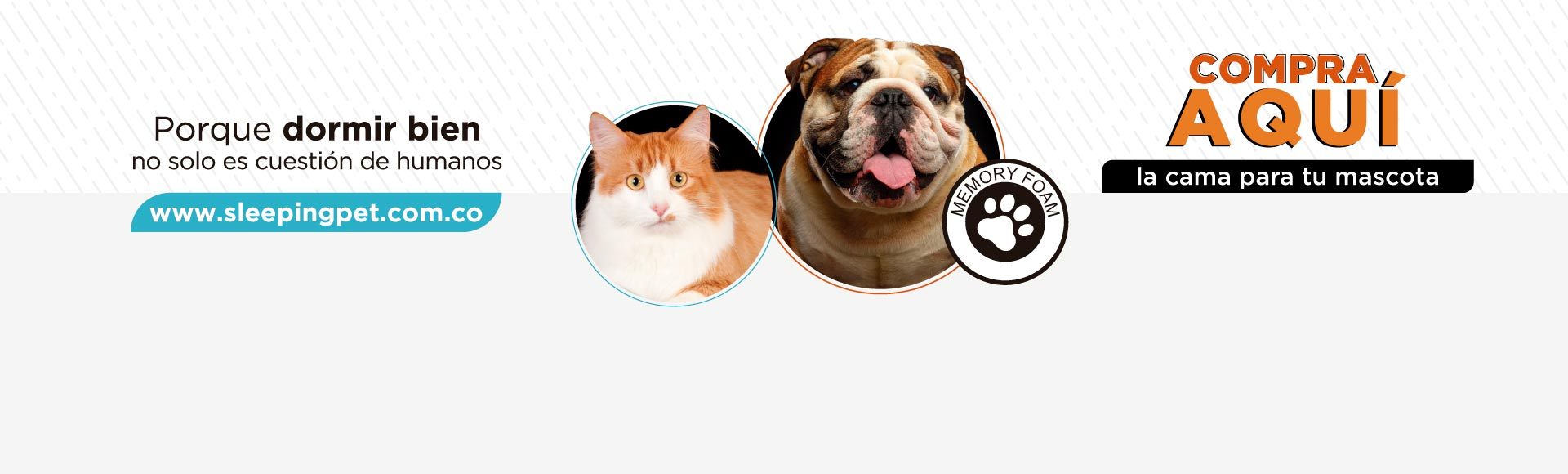 Banner Integración SleepingPet